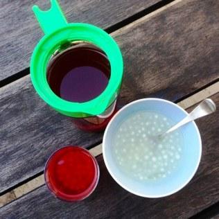 Spooky Bubble Tea
