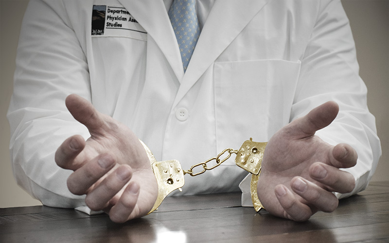 The Golden Handcuffs of Medicine and How to Remove Them