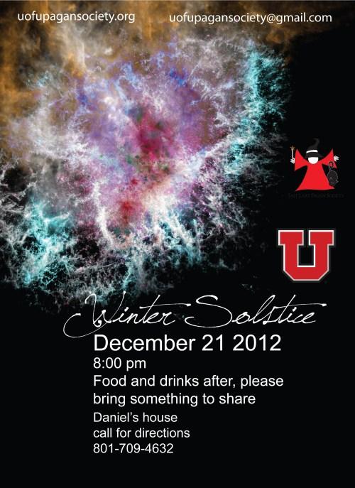 Yule 2012 Flyer