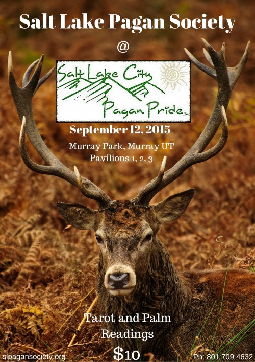 SLPS Salt Lake Pagan Pride Day 2015 Flyer