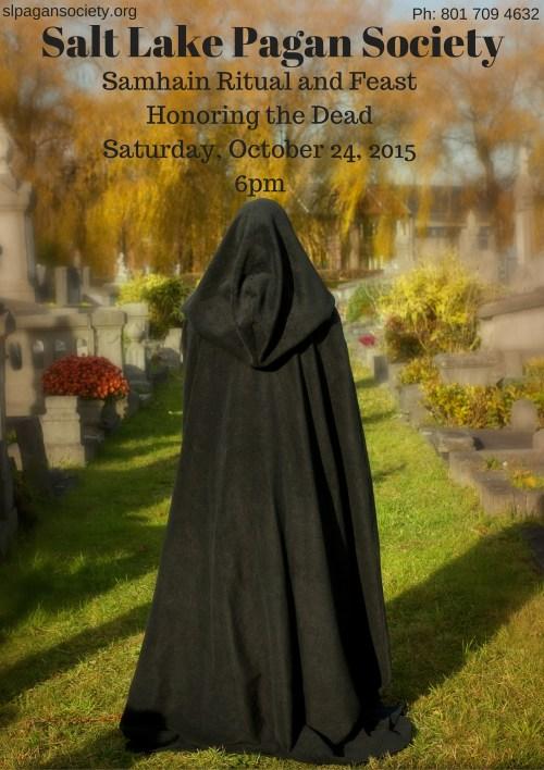 SLPS Samhain 2015 Flyer