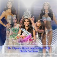 Determining Nicole Cordoves' placement for Miss Grand International