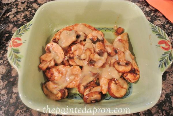 5 star chicken thepaintedapron.com