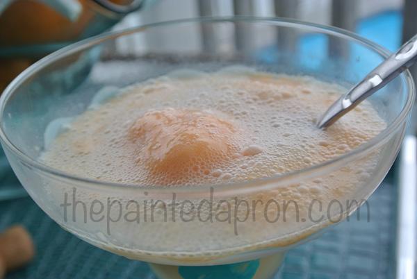 creamsicle mimosas 5 thepaintedapron.com
