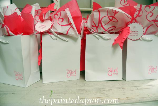 gift wrap thepaintedapron.com