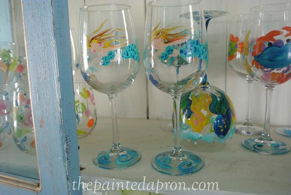 mermaid glasses jmdesignsgallery.com