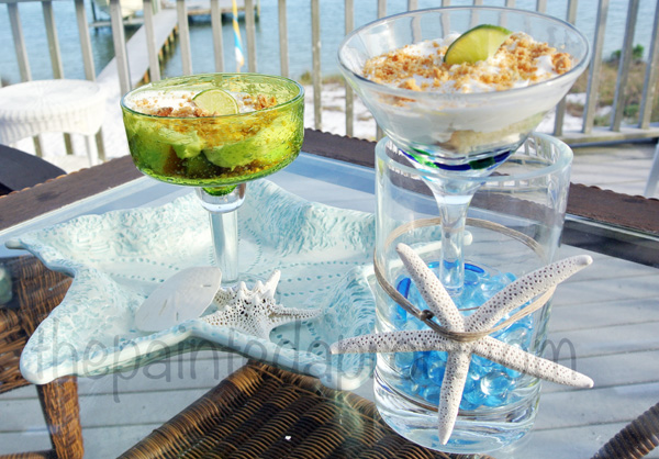 key lime parfaits thepaintedapron.com