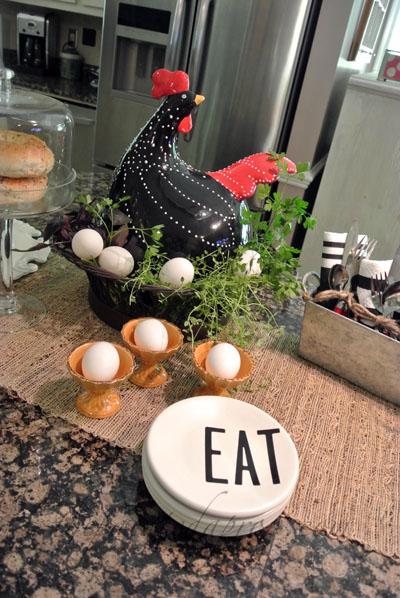 eggs for breakfast thepaintedapron.com