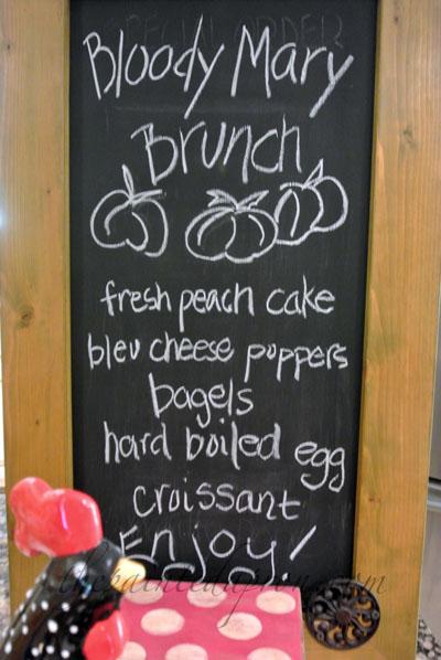 menu board thepaintedapron.com