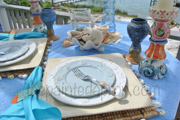summer table thepaintedapron.com
