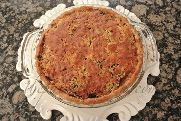 tomato pie thepaintedapron.com
