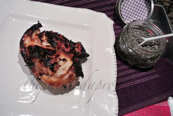 lavender chicken thepaintedapron.com