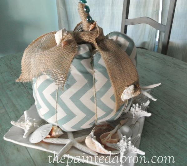 shell pumpkin thepaintedapron.com