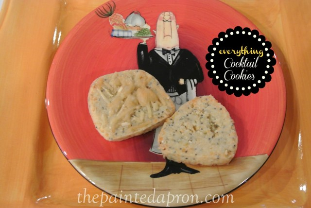 everything cocktail cookies thepaintedapron.com