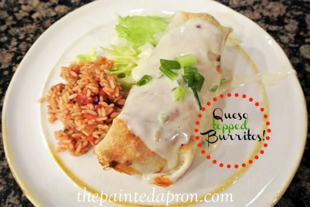overstuffed burritos thepaintedapron.com