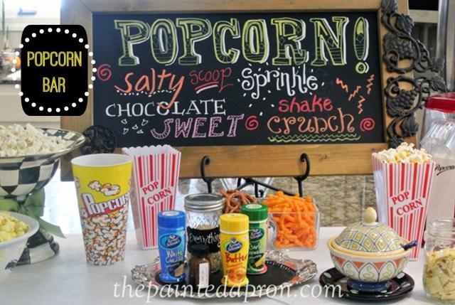 Popcorn party 2 thepaintedapron.com
