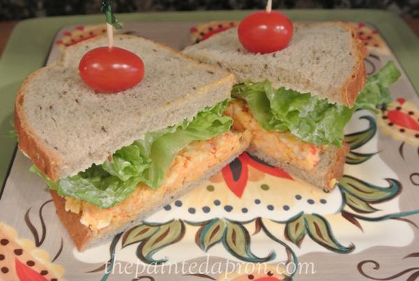 pimento cheese thepaintedapron.com