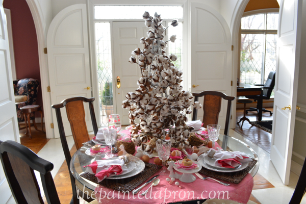 cotton tree table