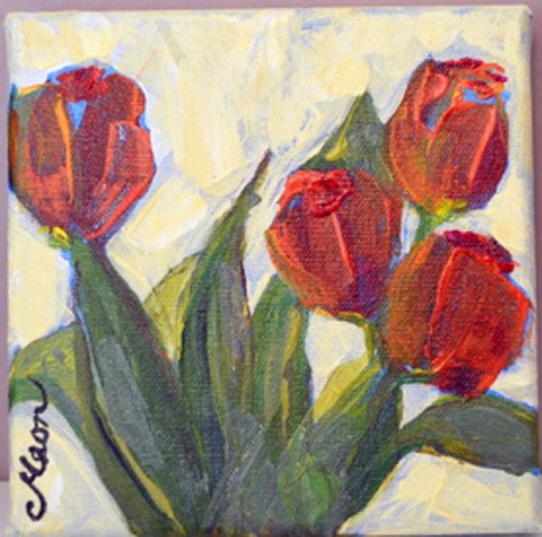 red tulips jmdesignsgallery.com