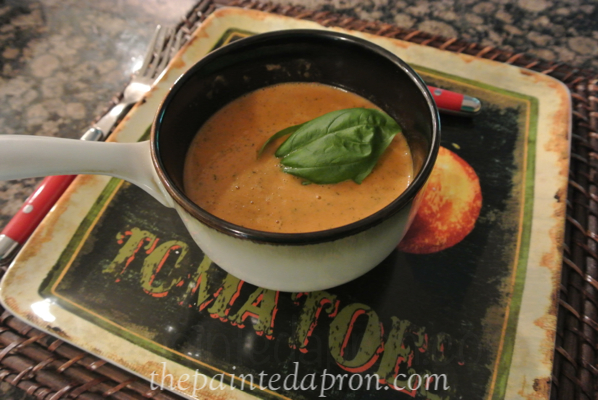 garden soup thepaintedapron.com