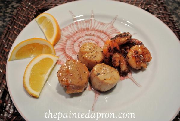 grilled shrimp thepaintedapron.com