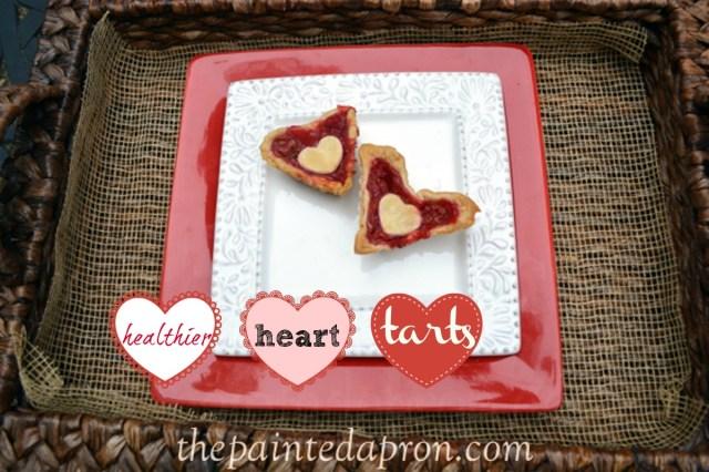 heart tarts thepaintedapron.com