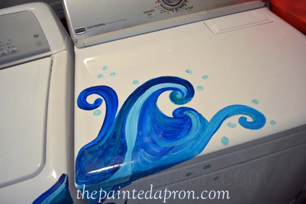 painted dryer thepaintedapron.com