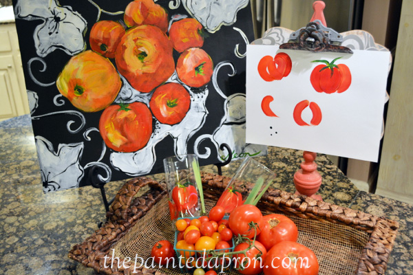 tomatoes thepaintedapron.com