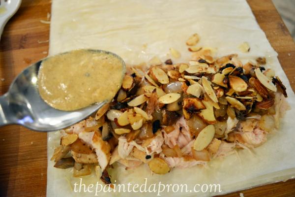honey mustard gravy thepaintedapron.com