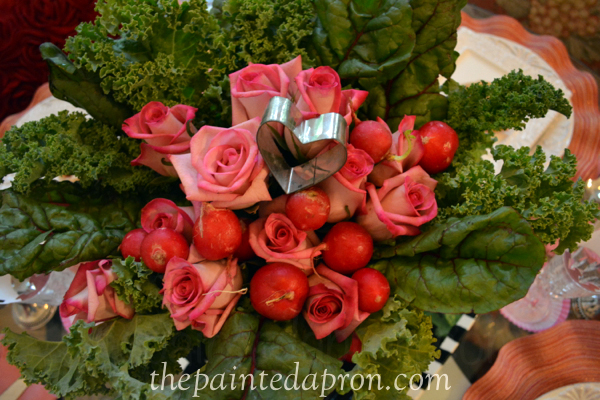 radishes and roses 1 thepaintedapron.com