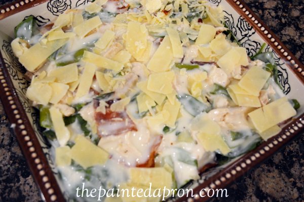 spinach ravioli with chicken thepaintedapron.com