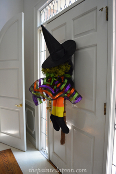 witch door thepaintedapron.com
