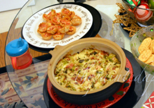open house buffet thepaintedapron.com