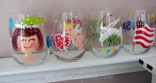 spring glasses thepaintedapron.com