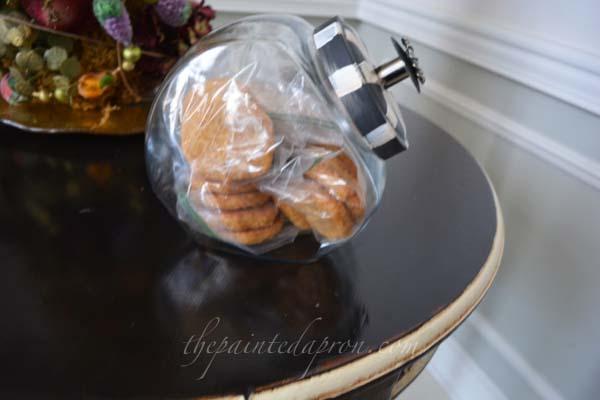 cookie jar thepaintedapron.com