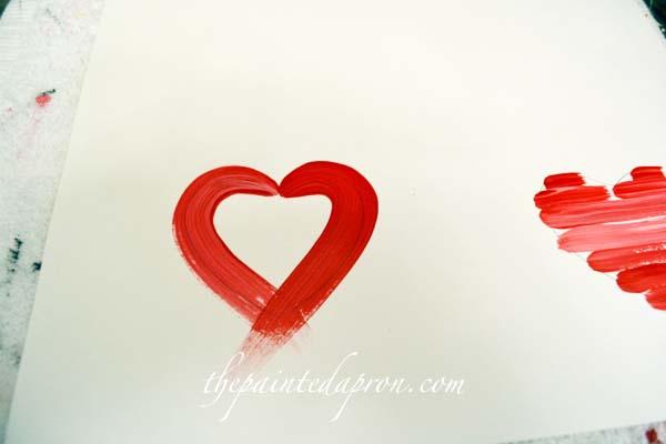 easy heart thepaintedapron.com