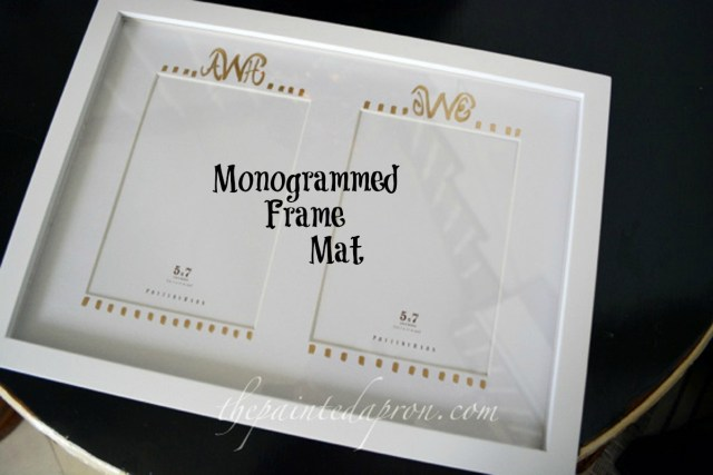 monogram thepaintedapron.com