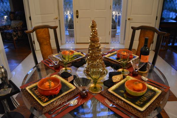 simple winter supper thepaintedapron.com