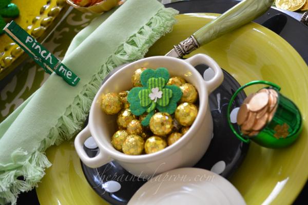 pot of gold thepaintedapron.com