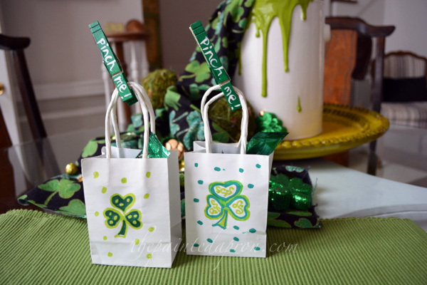 St. Pat's day crafts