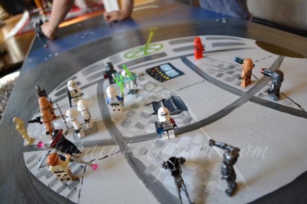 star wars lego play table thepaintedapron.com