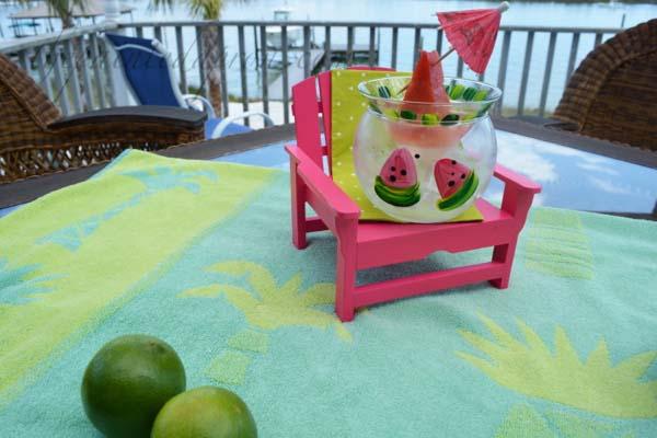 watermelon cocktail thepaintedapron.com