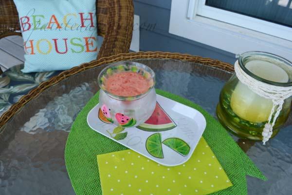 watermelon slushie 1 thepaintedapron.com