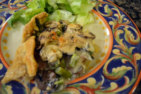 creamy pot pie thepaintedapron.com