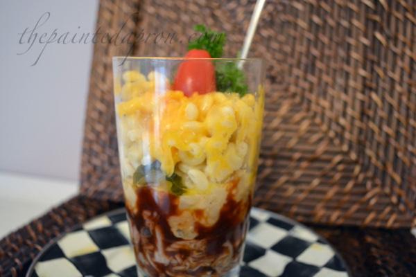 layered sundae