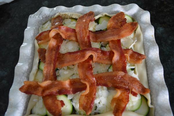 bacon lattice pie