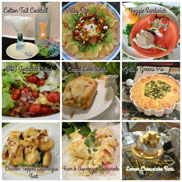 spring favorite recipes
