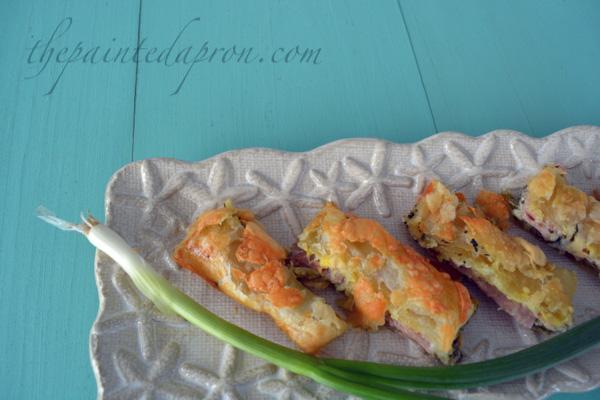spring pastries