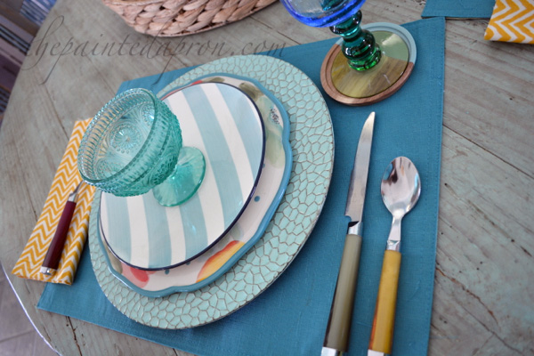 mix & match plate stack