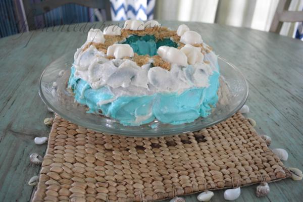 Bahama Beach Cake